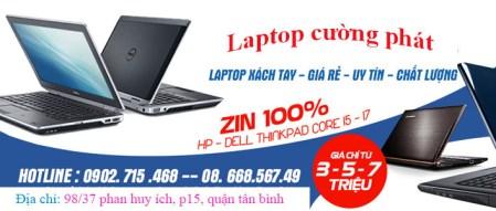 Địa chỉ bán laptop cũ uy tín, cửa hàng bán laptop cũ...