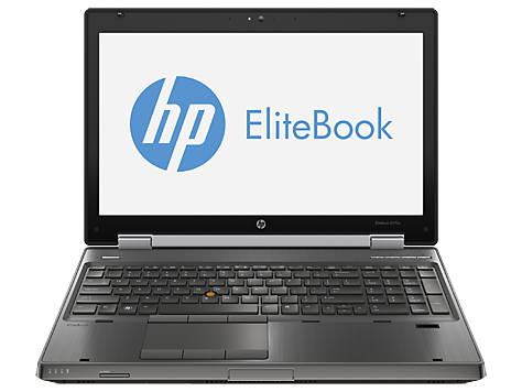 HP 8570W CORE I5 RAM 8GB HDD 500GB