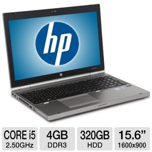 Laptop cũ HP ELITEBOOK 8560P I5 VGA RỜI 2GB