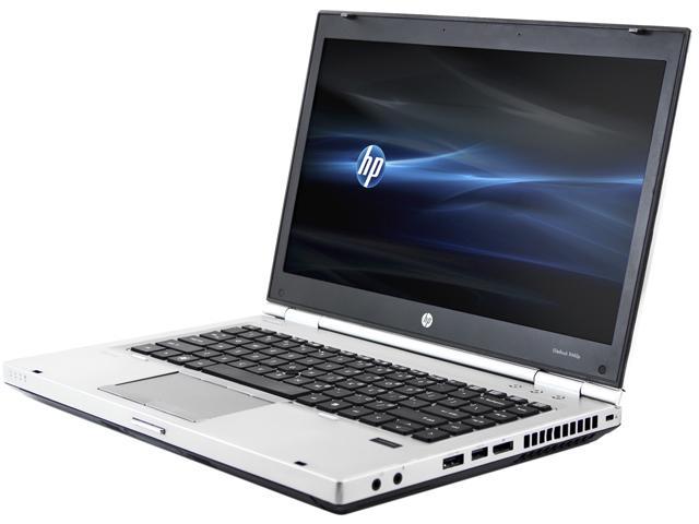 Laptop cũ xách tay giá rẻ Hp 8460p i5 ram 4gb hdd 250gb