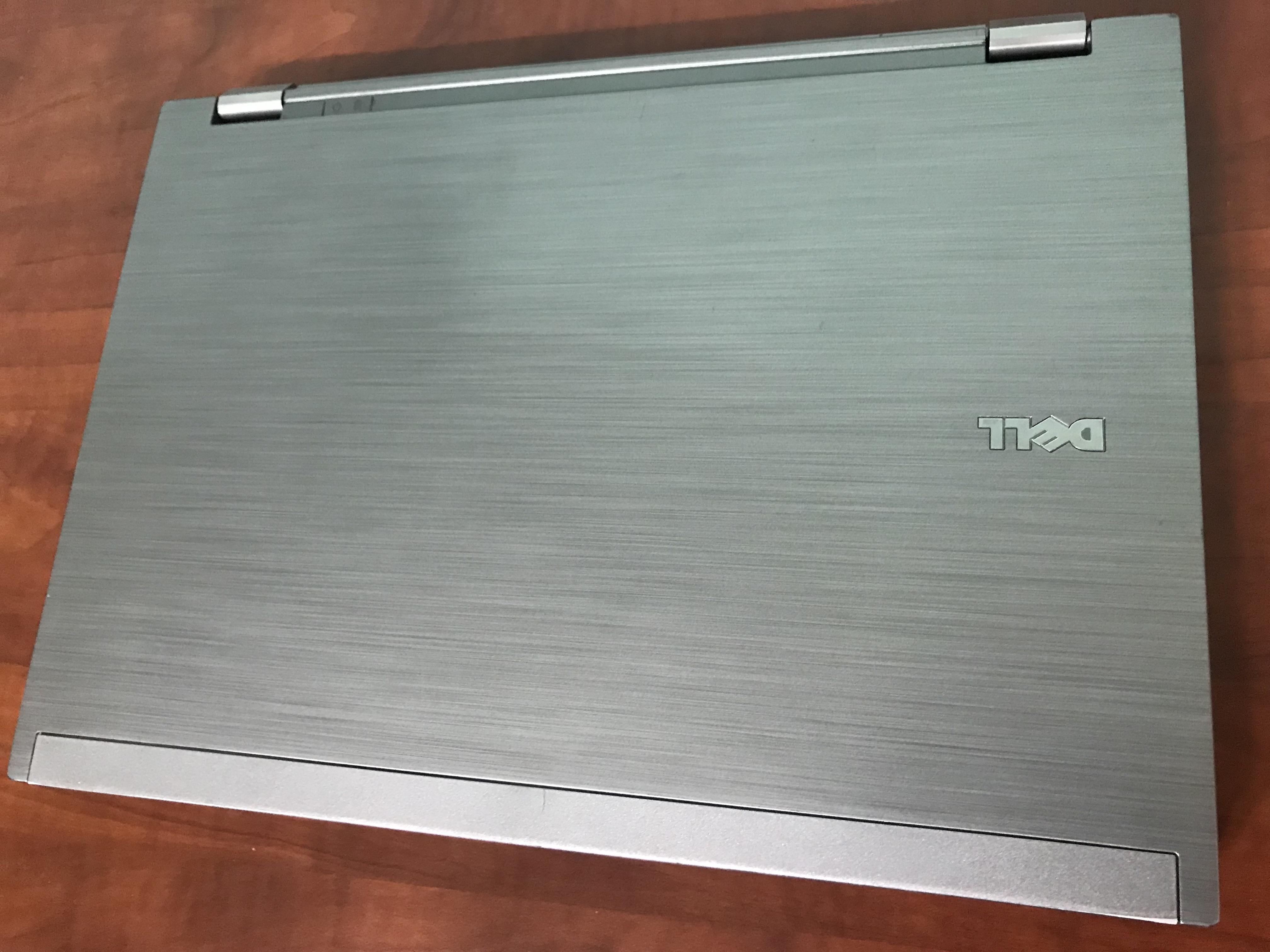 Laptop cũ Dell E6410 CORE I5 Ram 4GB HDD 250gb 14 inch giá rẻ